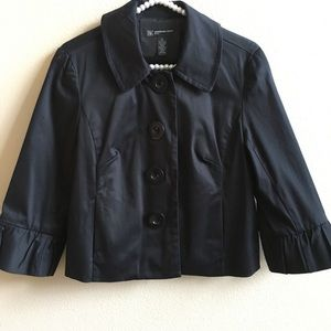 EUC INC Black Blazer with Bell Sleeves  Size: S